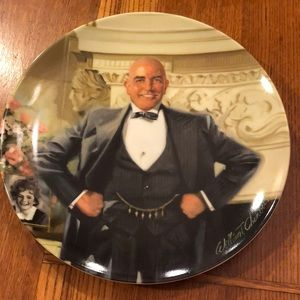 "Knowles China Collectors ""Daddywar bucks"" plate"